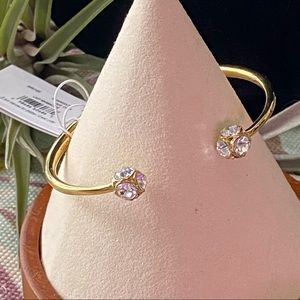Kate Spade Hinged Bracelet NEW